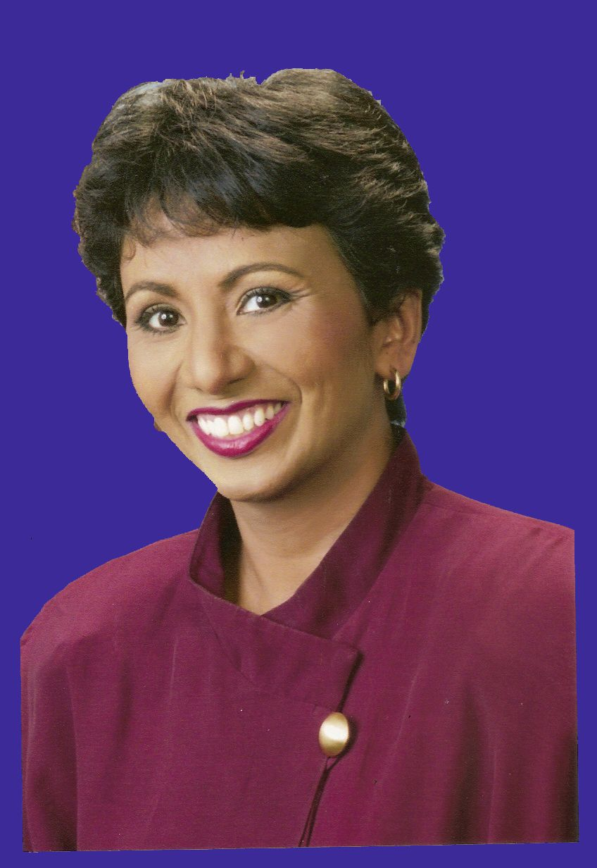 Bliss Seepersad, alumna of BAHS and Board Member of FPATT
